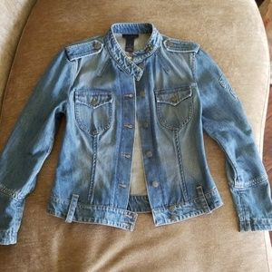THE LIMITED 100% cotton denim jacket